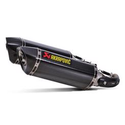 Ducati Monster 696/795/796/1100/S Årg. 2008-2014 Akrapovic Slip-on MC Udstødning