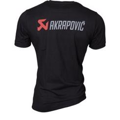 Akrapovic T-Shirt Sort