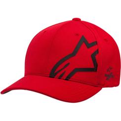 "Alpinestars ""Ride Dry"" Cap Rød/Sort"