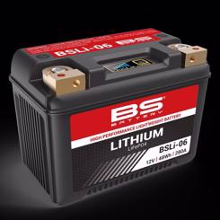 Lithium Batteri 12V 280A LiFePO4 BS Battery BSLi-06