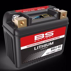Lithium Batteri 12V 140A LiFePO4 BS Battery BSLi-02