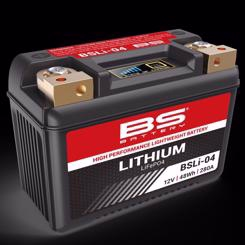 Lithium Batteri 12V 280A LiFePO4 BS Battery BSLi-04