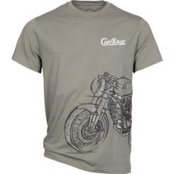 "Cafe Racer ""Motorcycle"" T-Shirt - L"
