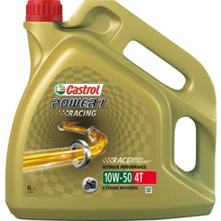 Castrol Power 1 Racing 10w-50 4Takt Motorolie - 4L