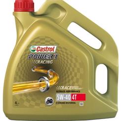 Castrol Power 1 Racing 5w-40 4Takt Motorolie - 4L