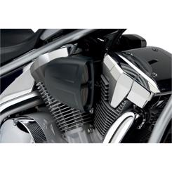 Yamaha XVS 1300 Midnight Star Årg. 2007-2018 Cobra PowrFlo Indsugnings Kit Sort