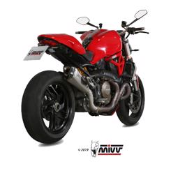 Monster 1200 /S årg. 2014-2016 MIVV Delta Race Slip-on Udstødning
