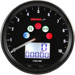 Koso TNT-02 Multi Speedometer