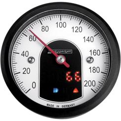 Motogadget Tiny Speedometer Sort