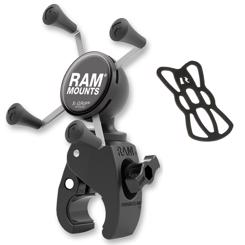 "RAM Mounts X-Grip Med ""Tough-Claw"" Til Smartphone - Montering På Styr"