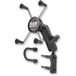 RAM Mounts X-Grip Kit Til Store Smartphones & Tablets - Montering På Reservoir