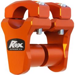 Rox Speed FX 45mm Modelspecifik Styrhæver Justerbar Til 28,6mm Styr KTM Special Edition Orange Anodiseret